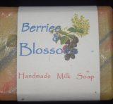 Berries & Blossoms Soap