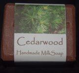 Cedarwood Soap