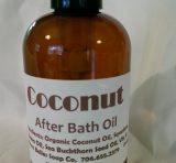 Coconut After Bath Oil