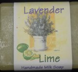 Lavender with Lime Soap