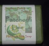 Patchouli with Lime Soap
