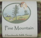 Pine Mountain Soap