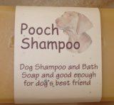 Pooch Shampoo Soap