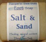 Salt & Sand Foot Soap –  Harper's Seaside Foot Soap