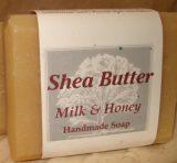 Shea Butter, Milk & Honey Soap