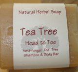 Tea Tree Shampoo & Soap