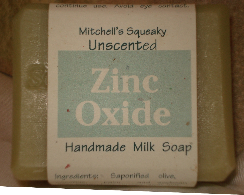 zinc_unscented