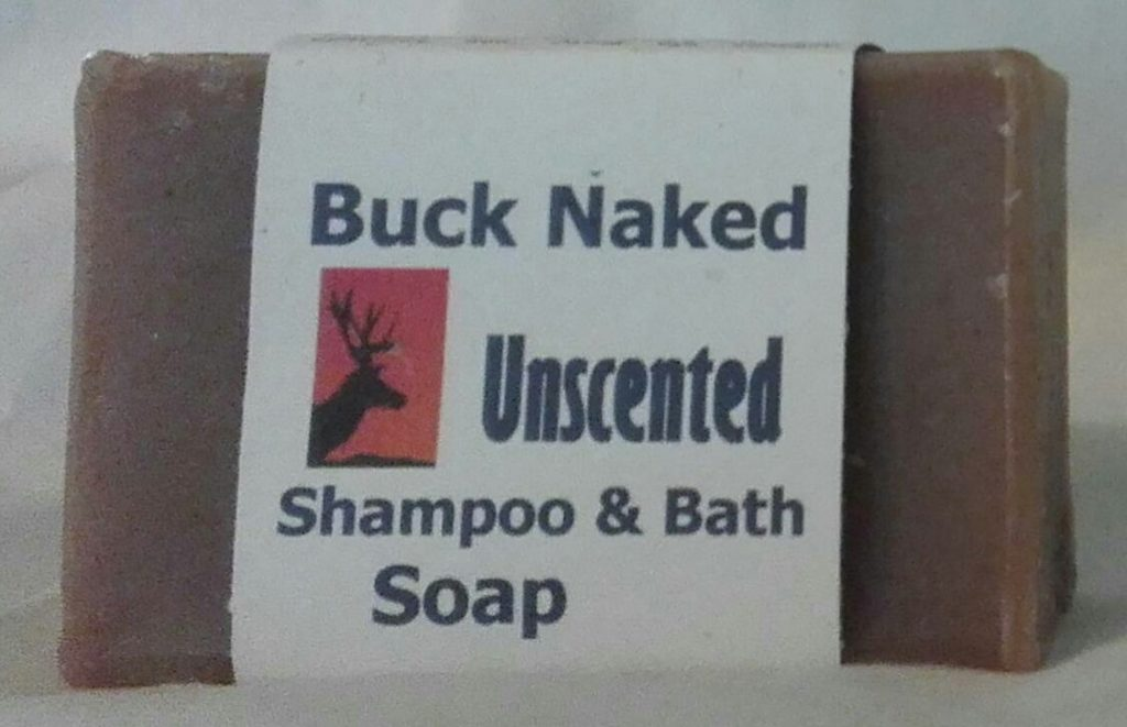 uck Naked Shampoo & Bath Soap