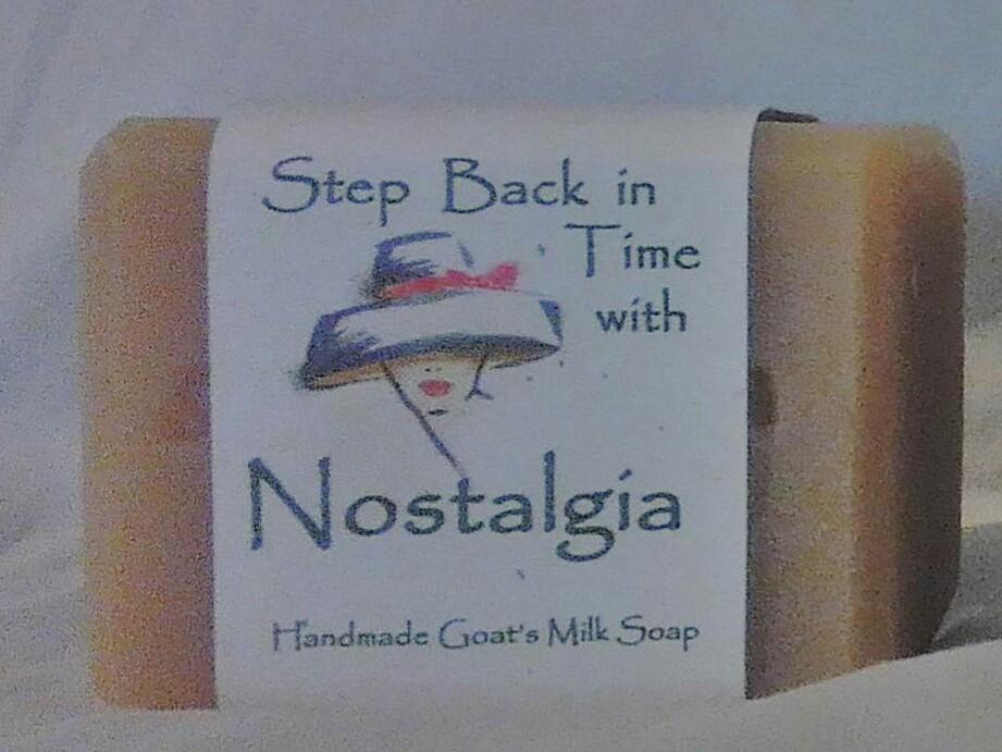 Nostalgia Soap