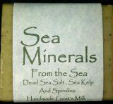 Sea Minerals Soap